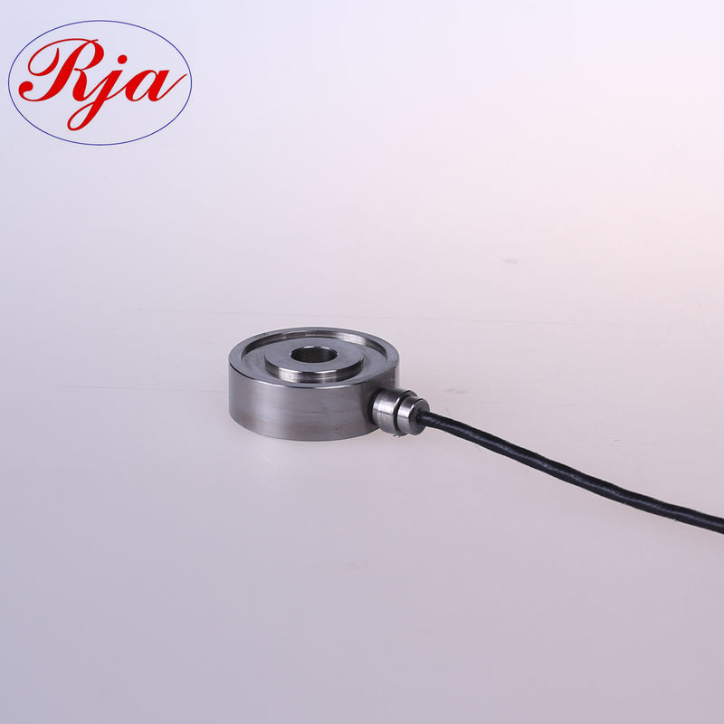 Round Compression Spoke Type Load Cell For Belt Weigher / Hopper Scale